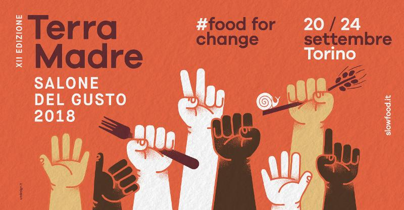 """Food for change"": a Torino prende il via il ""Terra Madre Salone del Gusto"""